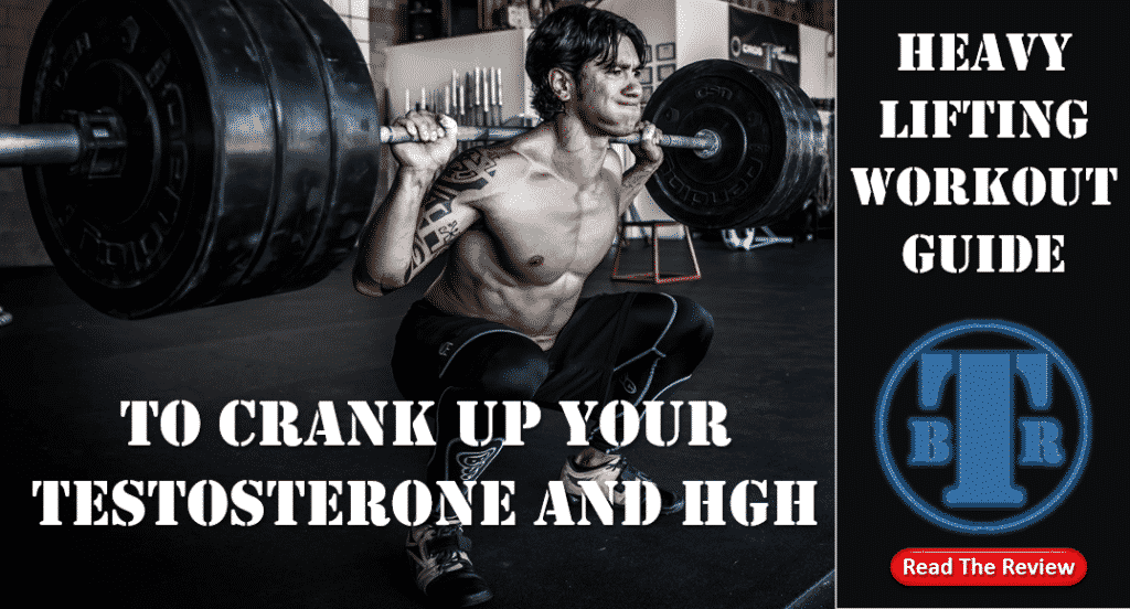 how lifting heavy can boost testosterone and hgh