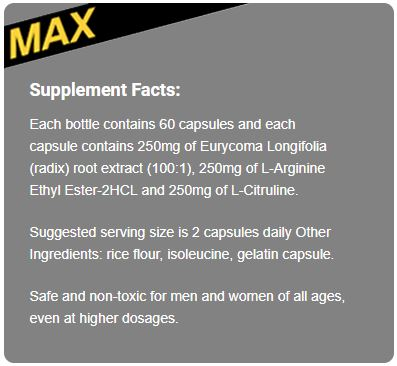 andro-400-max-ingredients